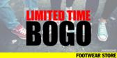 Shoe Store BOGO
