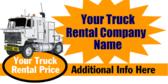 Truck Rental Price