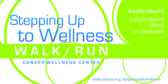 Stepping Up to Wellness Walk/Run