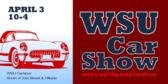 WSU Car Show