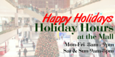 Holiday Hours at the Mall