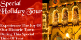 Holiday Tour Experience the Joy