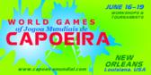 Jogos Mundiais de Capoeira