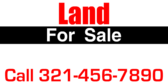 Land For Sale Real Estate
