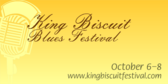 Annual King Biscuit Blues Festival