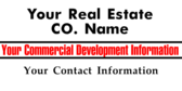 Real Estate Commercial Development