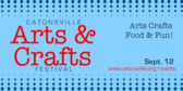 Arts & Crafts Festival