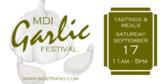MDI Garlic Festival