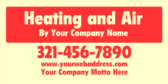 Heating and Air By Your Company Name