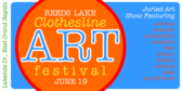 Clothesline Art Festival
