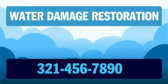 Water Damage Restoration Info
