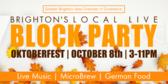 Live Block Party Oktoberfest