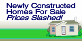 Newly Constructed Homes For Sale