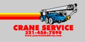 Crane Service 321-456-7890 Info