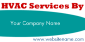 HVAC Services By