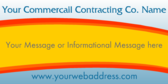 Commercial Contracting Company