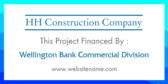 Construction Company Project Financed By