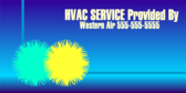 HVAC Services with Contact Information
