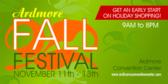 Fall Festival Green Orange