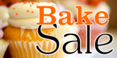Church Bake Sale Fundraiser