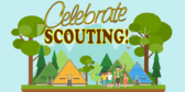Celebrate Scouting Green