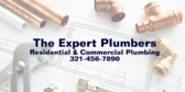 Residential Plumbing with Contact Information