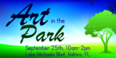 Annual Valrico Art in the Park