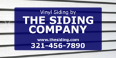 Vinyl Siding By Your Company Name Info