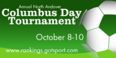 Annual Columbus Day Tournament