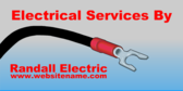 Electrical Services By Randall Electric