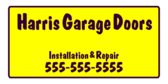 Garage Doors Installation and Repair