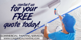 Commercial Painting Services Contact Info