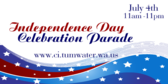 Annual Independence Day Celebration Parade