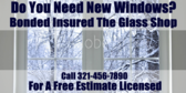 Do You Need New Windows? Call