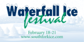 Annual Waterfall Ice Festival