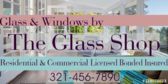 Residential Window Service, Insured and Bonded