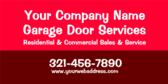 Your Company Name Garage Door Services