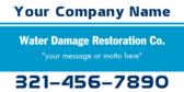Water Damage Restoration Company