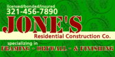 Specializing In Framing Drywall and Finishing