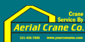 Service By Crane Web and Number