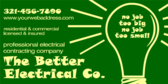 Professional Electrical Contractor Company