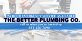 Call For A Plumber When You Get Backup Up