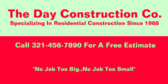 The Day Construction Co. Specializing