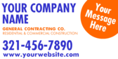 Your Company Name General Contracting