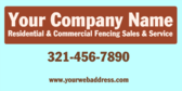 Home and Commercial Fencing Services