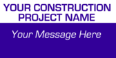 Your Construction Project Name