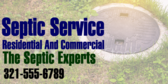 Septic Service Residential And Commercial