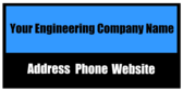 Your Engineering Company Name