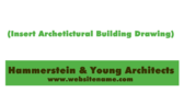 Hammerstein & Young Architects www.websitename.com