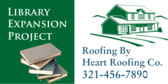 Expansion Project Roofing By
